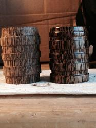 Wooden Salt and Pepper Shakers for my Uncle 1