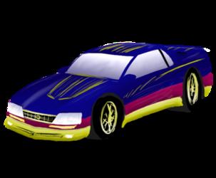 Flashy Coupe