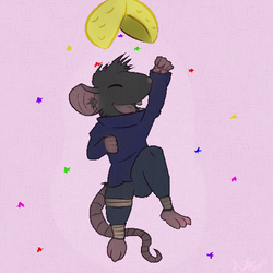 Celebrate - Alex the Rat