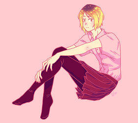 Boys in Skirts