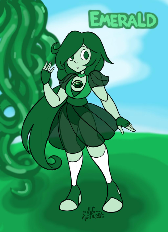 Gemsona - Emerald
