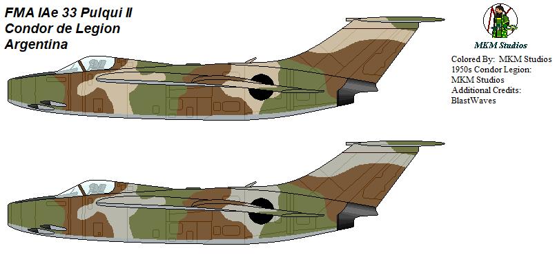 Condor Legion Pulqui II