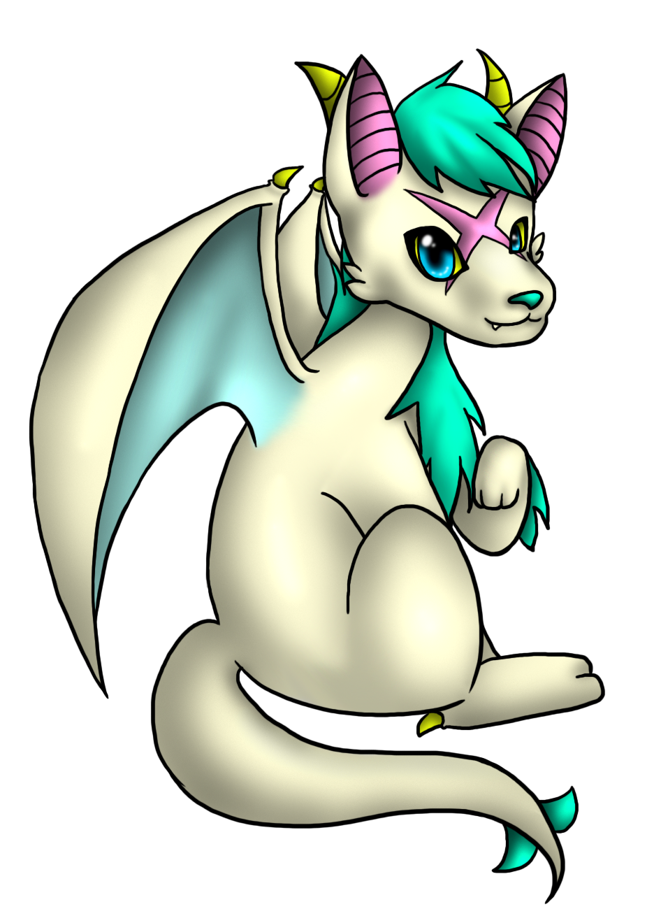 Ember the Baby Dragon