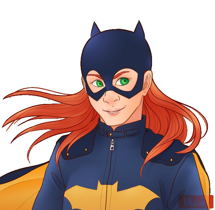 Commission: Batgirl