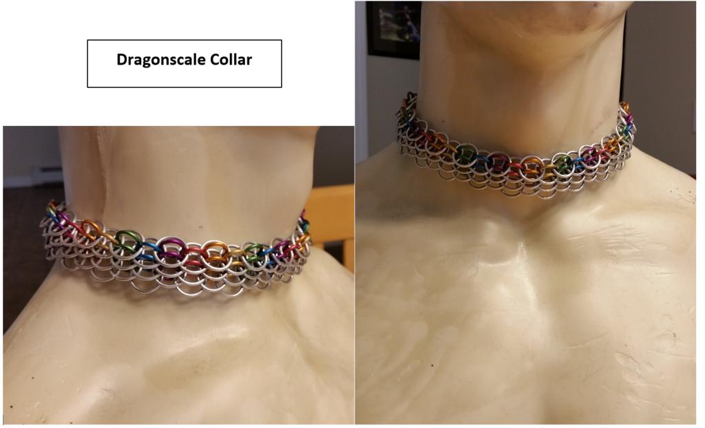 Dragonscale Collar