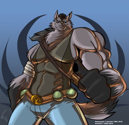 [GIFT] MaxCoyote Heavy (by JAEH)