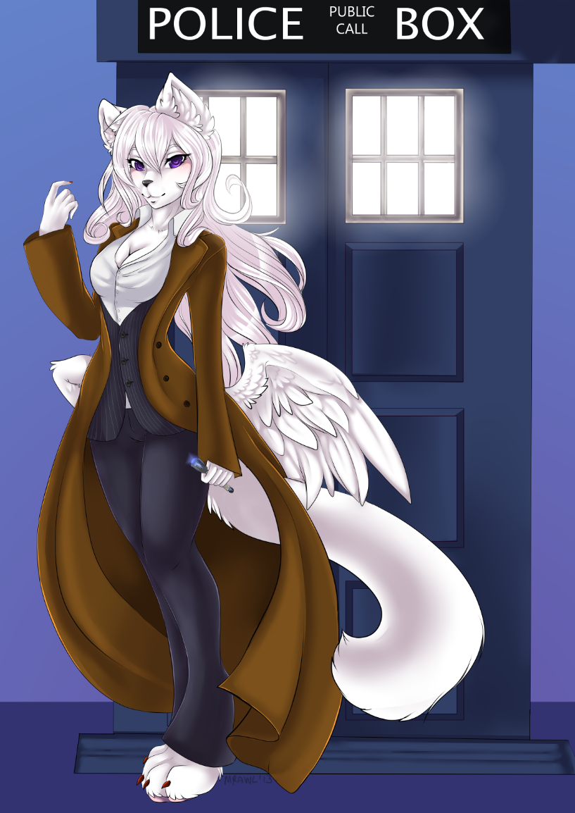 Angelis as the Doctor.