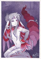 Mini Portrait : Bloodlet