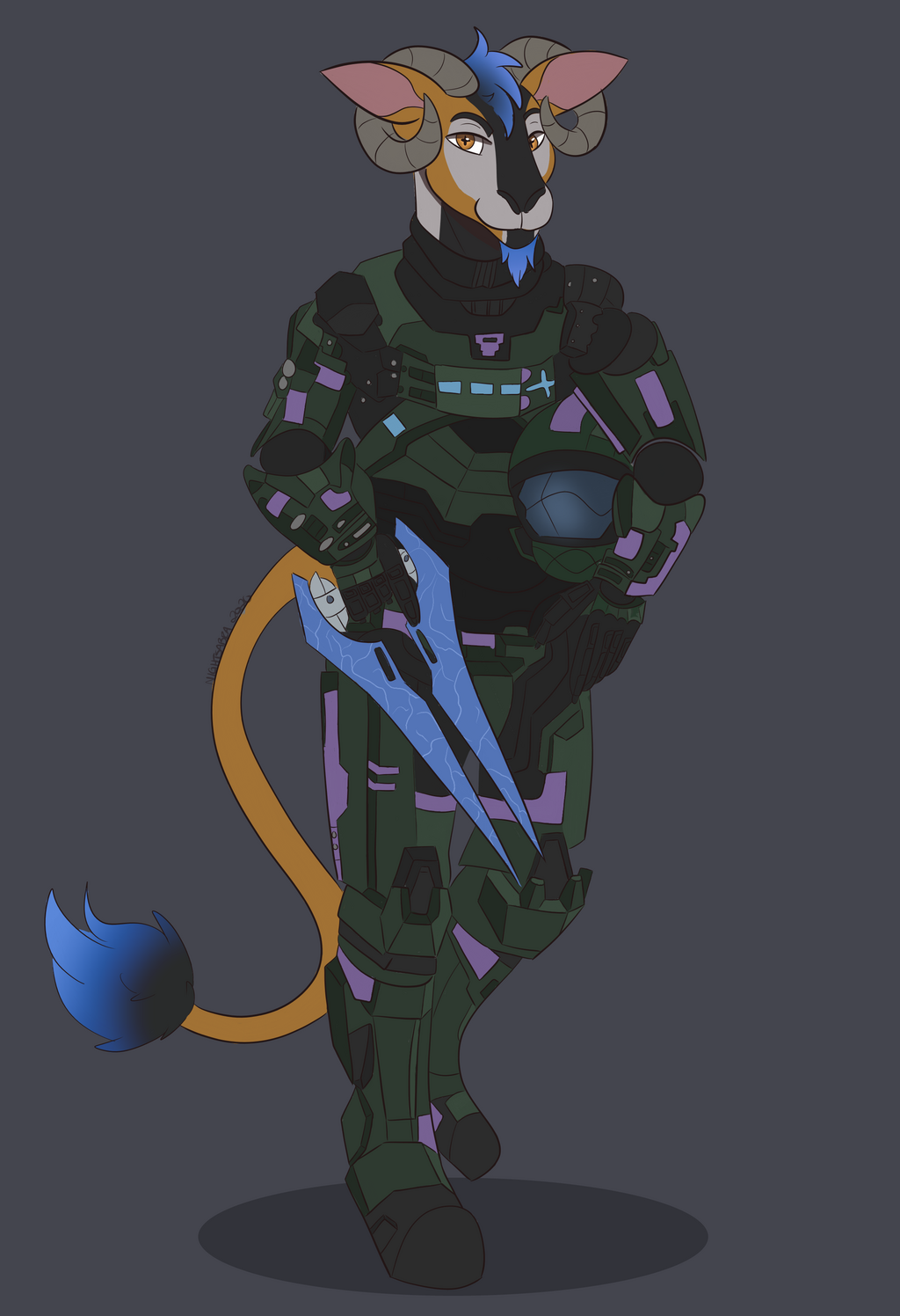 [C]Ready, Soldier?