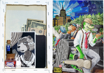 Abando 2015 - Conbook cover entry