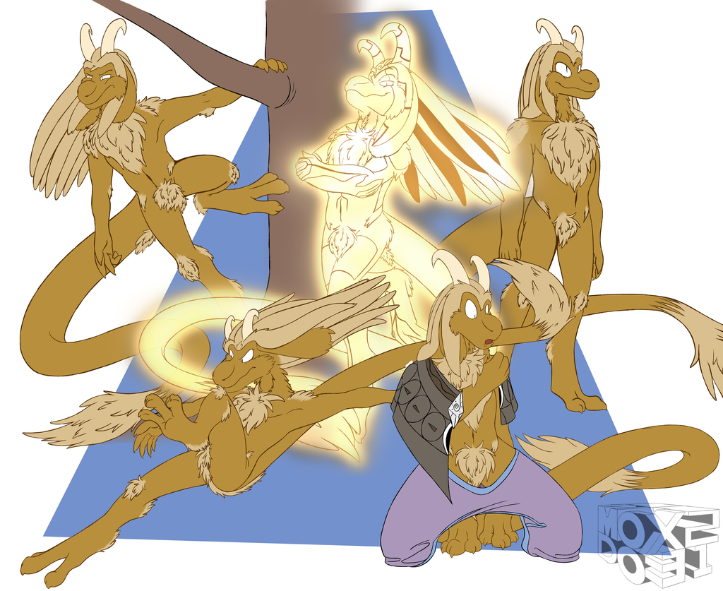 Most recent image: Gaggle of Glizoat (sfw nude)