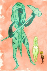 Gem height comparison because why not?