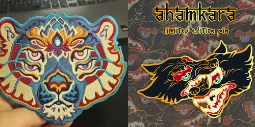 Pin and Patch PRE-ORDER