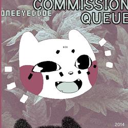 Commission Queue 2014