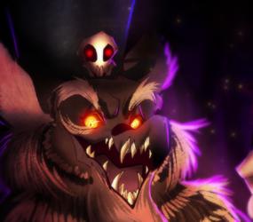 .:Ominous Owlursus;.