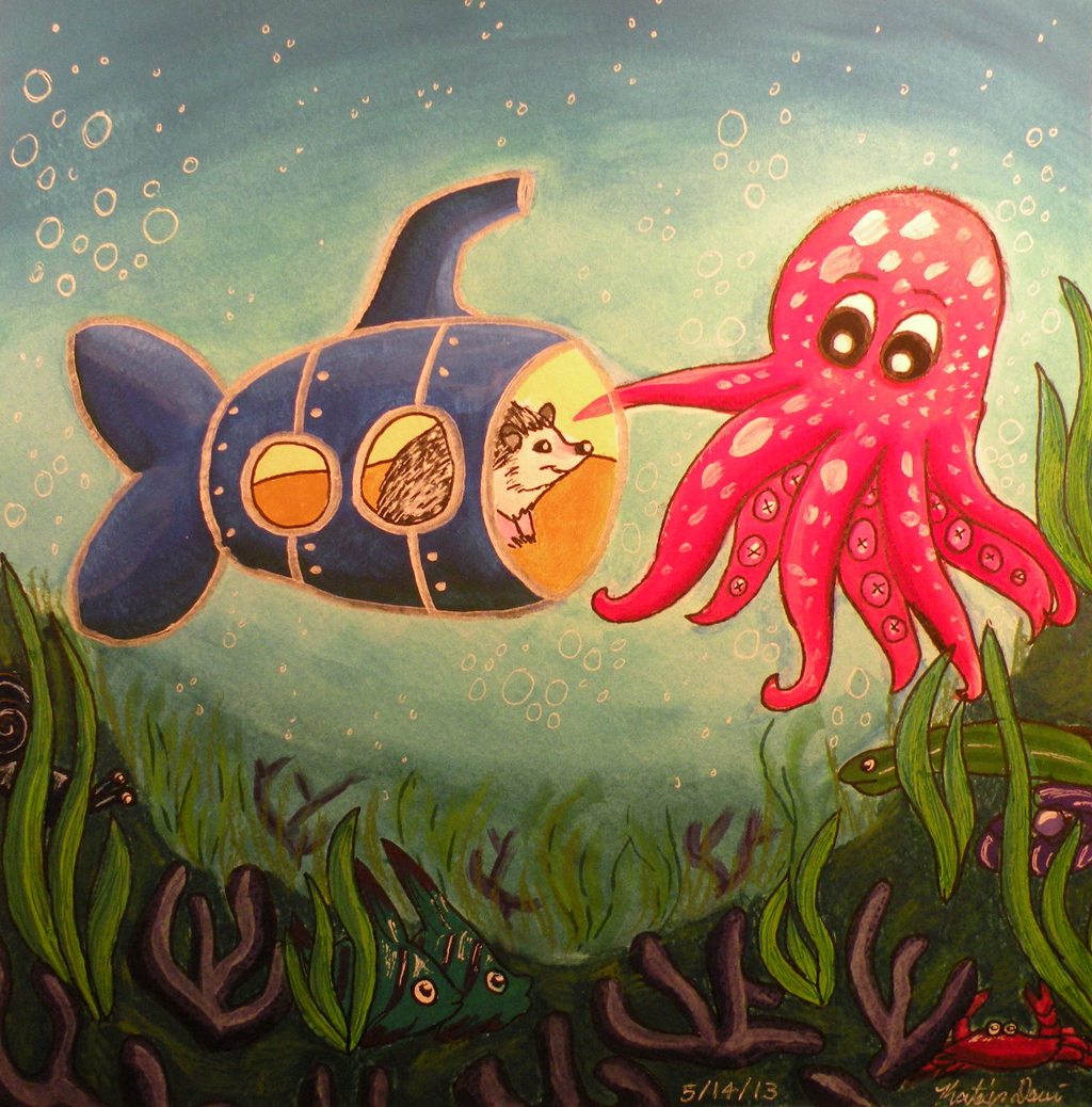 The Hedgehog and the Octopus