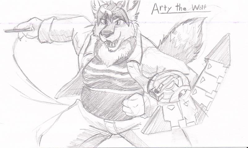 Arty(Nerd)