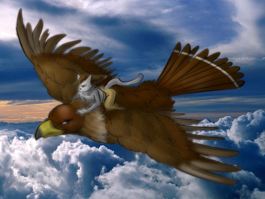 Rinji & Eri - Soaring Above the Heavens