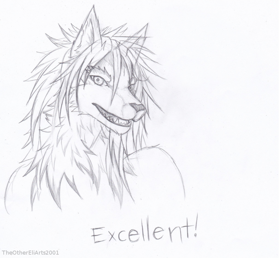 Crazed Wolfy boy