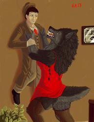 Werewolf Noir