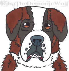 Bunch of Doggos - Saint Bernard