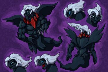 Darkrai redesign