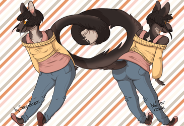there need to be more possum ladies okay