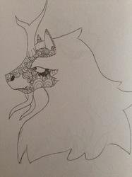 Just a Kirin Doodle
