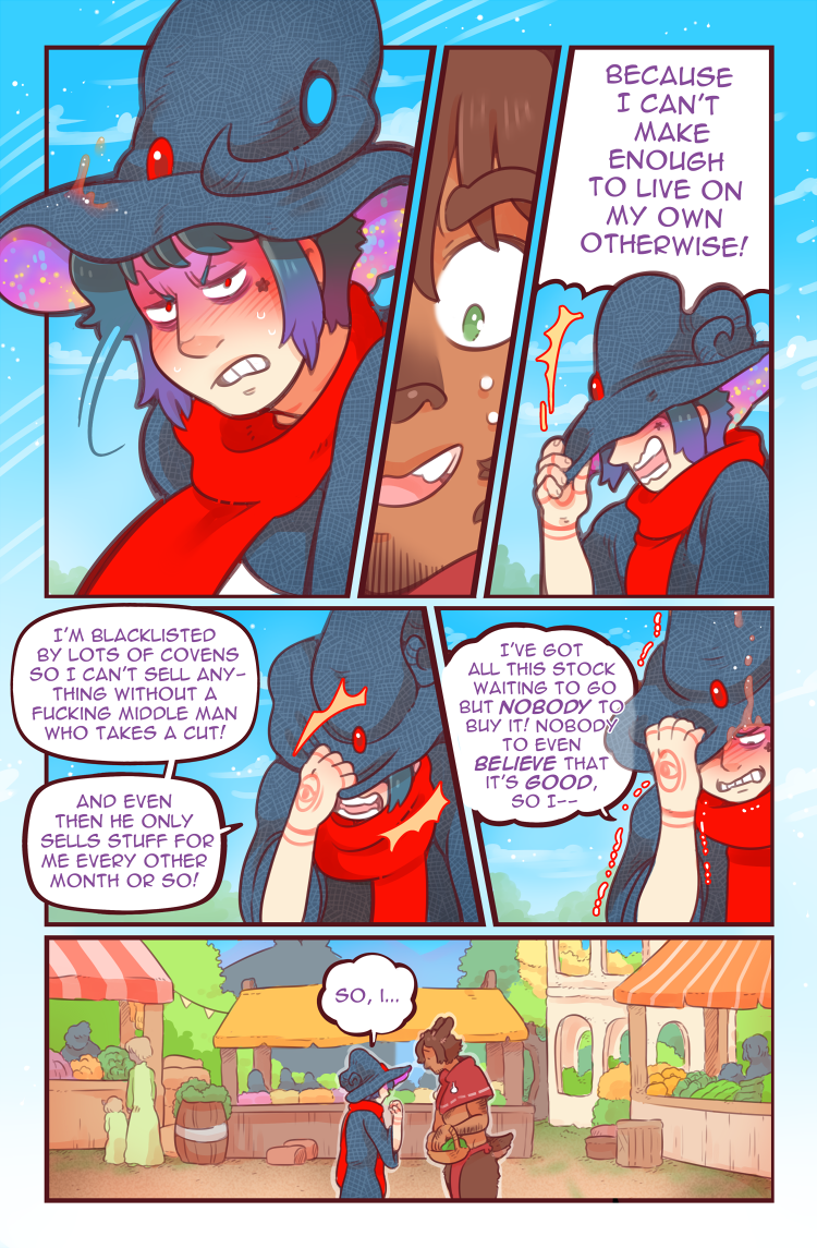Solanaceae - Prologue Chapter 2 - Page 14