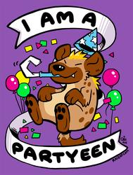 I Am a Partyeen