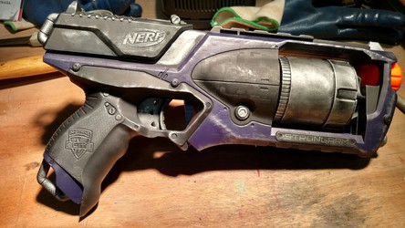 "Nerf Strongarm ""Standard Purple"""