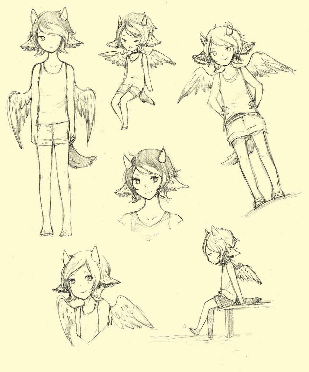 Ara sketches