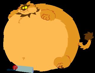 Lionbutt goes FWOOOMP 2