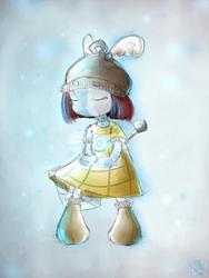 Huevember 21: Princess Aurora