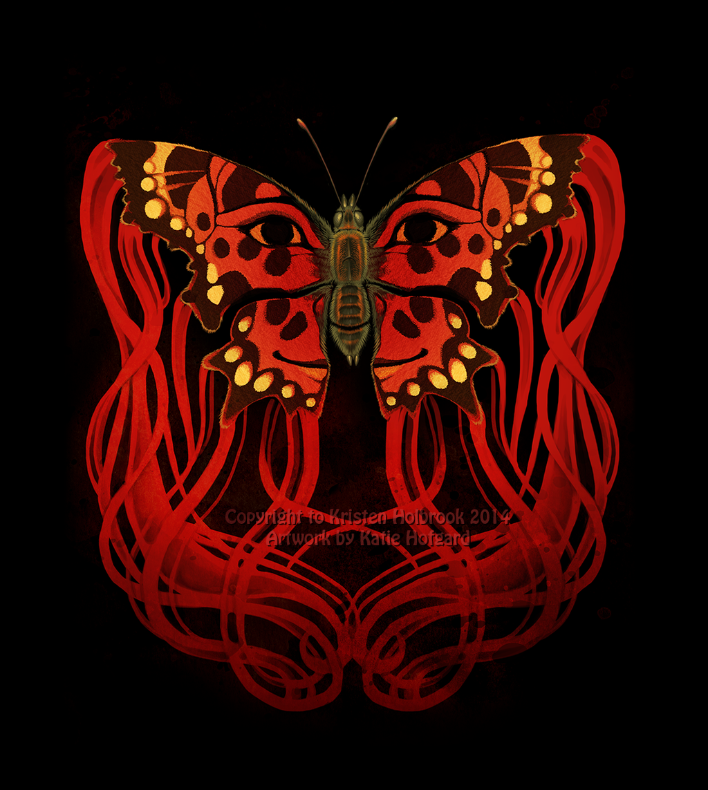Crimson Butterfly Book Cover