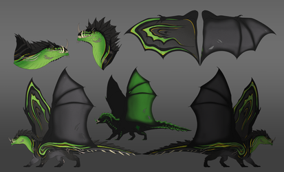 Commission # 85 - Brutus Reference Sheet