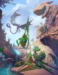 Dragon Gorge