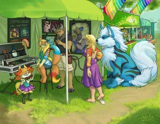 The Color Festival