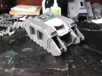 "WIP: Excelsior or ""cigarette Land Raider"""