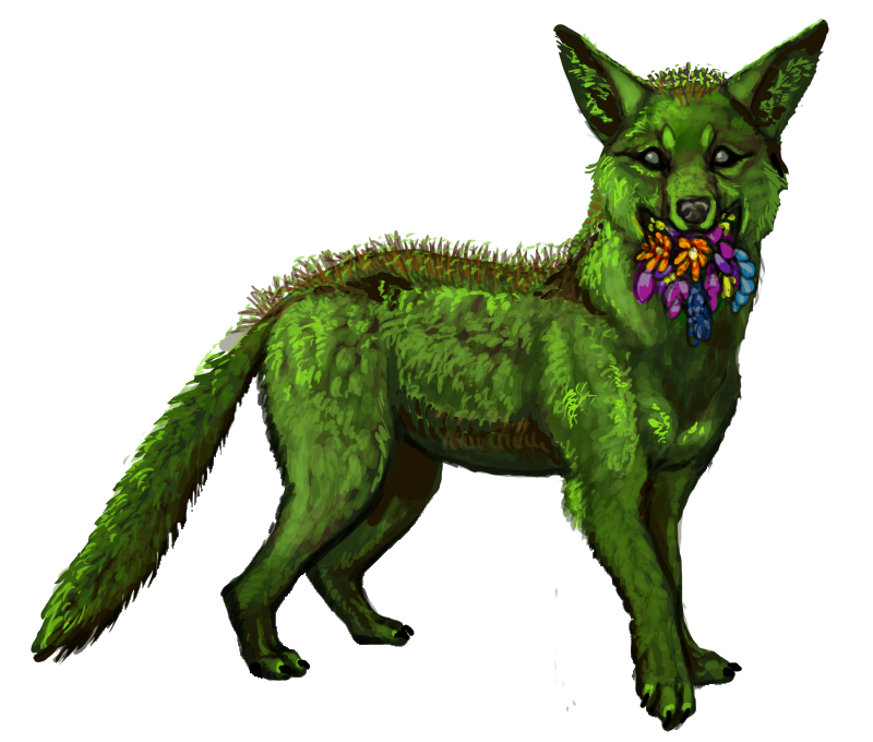 An Unremarkable Fox