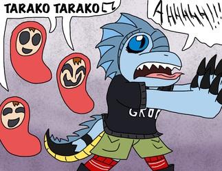 TARAKO NO!!!