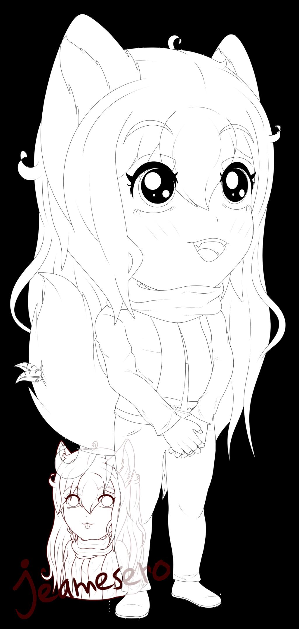 Chibi sketch 2.0