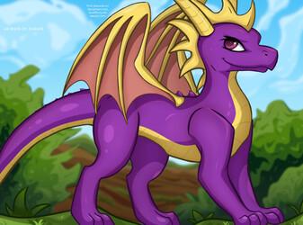 (2021) Purple Boy