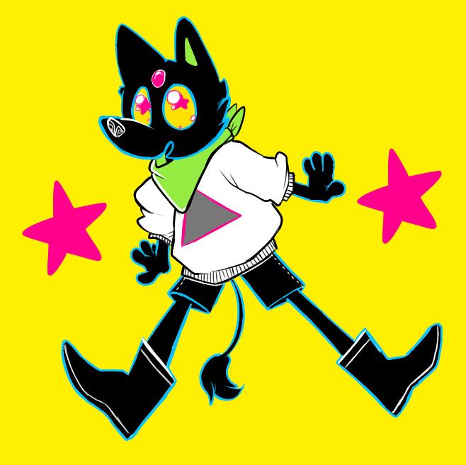 a gay furry