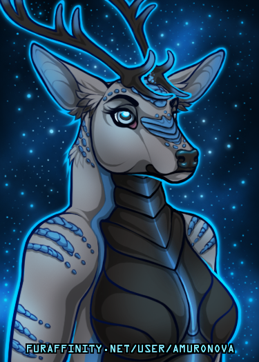 Most recent image: ACEO Kaida