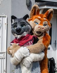 Surprise Hug