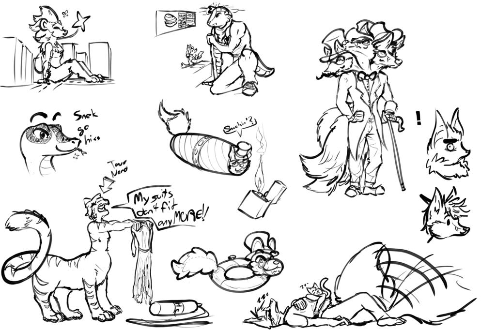 Stream Sketches [7/20/19]