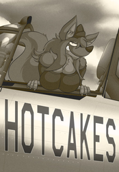 Hotcakes Flyer by Shinden