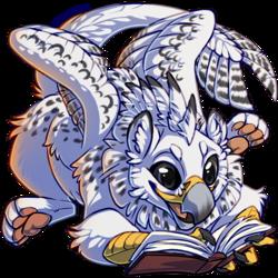 Sora Bookworm Icon by KiRAWRa