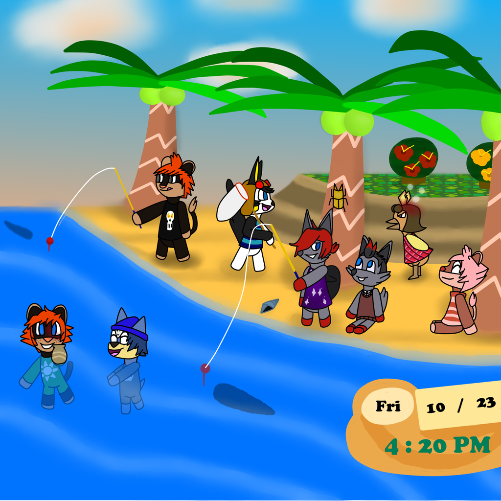 Most recent image: Fun On Tortimer Island